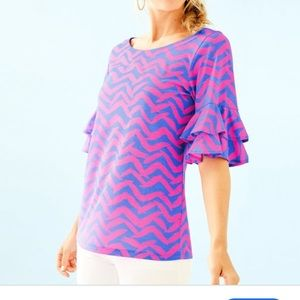 NWT Lula Top I in Pop Up I Got Lucky